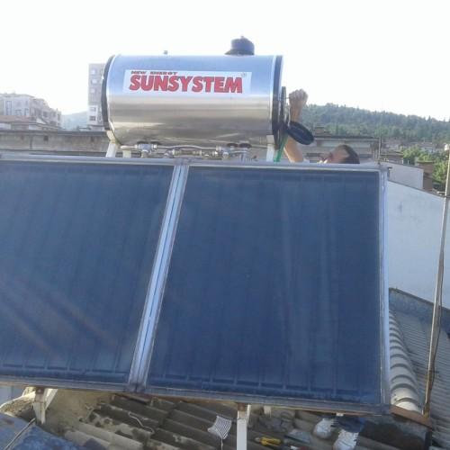 Монтаж на слънчеви системи на домакинства